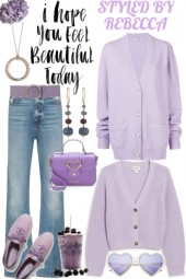 GOT PURPLE IN YOUR LIFE?- SET 1
