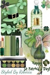 St. Patrick's Day Bling