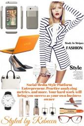 Stripe Fashion Hype