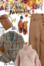 Set for Autumn contest