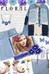 Spring Denim Dream