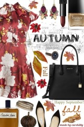 Hello Autumn with Memories of Fall!