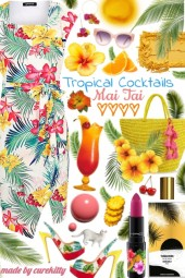 Tropical Cocktails: Mai Tai!
