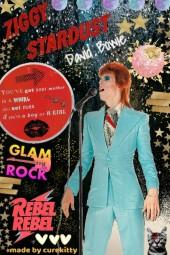 Ziggy Stardust:  Glam Rock Rebel Rebel