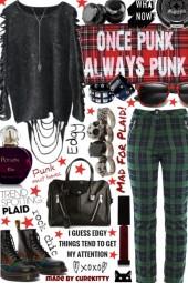 Once Punk Always Punk!