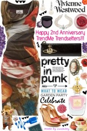 Celebrating 2 Years: Pretty in Punk Garden Party!