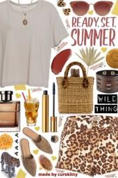 Wild Things: Ready, Set, Summer!!!
