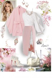 PINK,FLOWERS AND SPRING