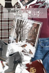 Winter Snowy Winter
