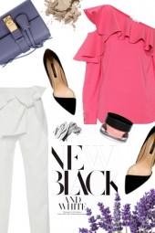 Pink/White/Blue