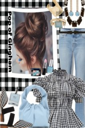 Pop of Gingham