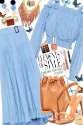 Blue Cotton Co-ordinates