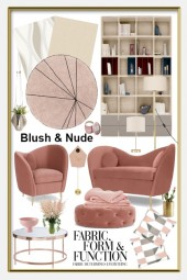 Modern Living: Blush & Nude