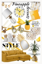 Modern Living:Fruit Accents(Pineapple)