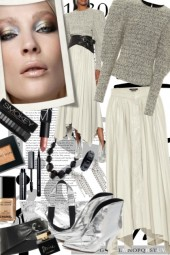 Hint of Metallic/Isabel Marant