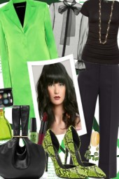Lime & Black/2