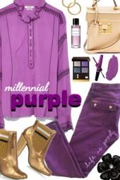 millennial purple life