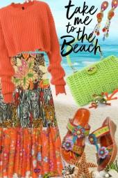 Take me to the beach . . .now!