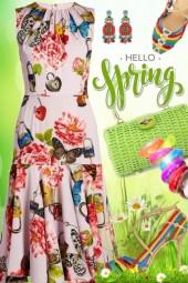 Feeling Fresh as Spring