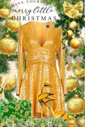 Merry Yellow Christmas