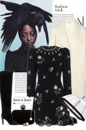 Back to Black......