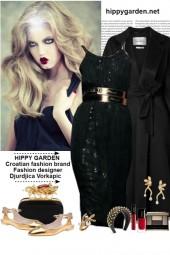 DRESS-CROATIAN fashion brand HIPPY GARDEN