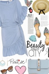 Beauty takes the city!