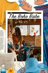 The Boho Babe