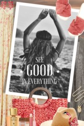 see GOOD in everything