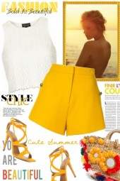 The Yellow Shorts
