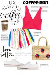 Going on a Coffee Run