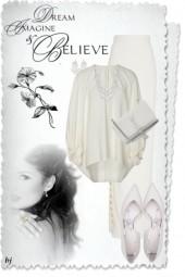 Dream Imagine and Believe