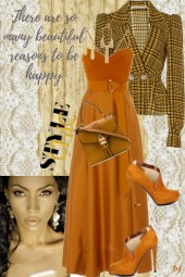 Style Chic-So Many Reasons to be Happy