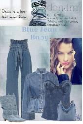 Blue Jean Baby II