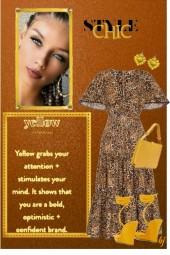 Style Chic-Yellow