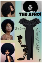 The Afro!