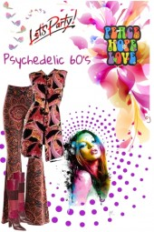 Psychedelic 60's