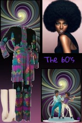 The Psychedelic 60's