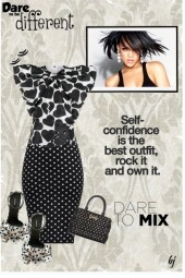 Dare to Mix-Dare to be Different