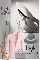 Bold and Beautiful--Get the Look
