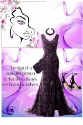 The Sign of a Beautiful Person...............