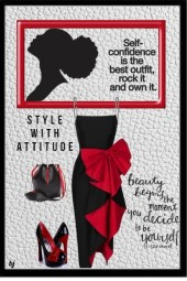 Style with Attitude--Confidence