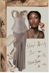 The Bustier--Get the Look