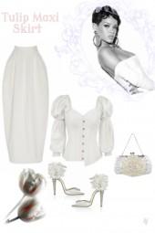 Tulip Maxi Skirt