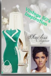 Vintage 50's Inspiration