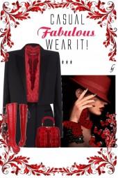 Casual Fabulous--Wear It!