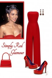 Simply Red Glamour