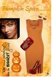 Pumpkin Spice.......