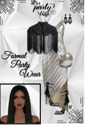 Formal Party Wear