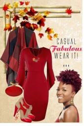 Casual Fabulous Wear